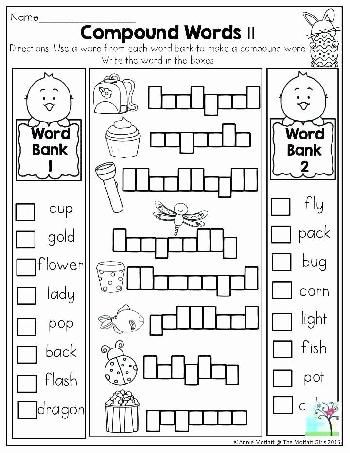 1st Grade Comprehension Worksheets Free 1st Grade Literacy Worksheets First Grade Prehension