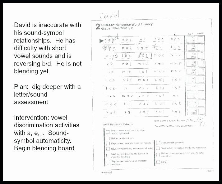 1st Grade Reading Fluency Worksheets 4th Grade Cursive Worksheets