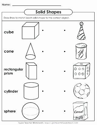2d Shapes Worksheets Kindergarten 2d Shapes Worksheets Grade 5