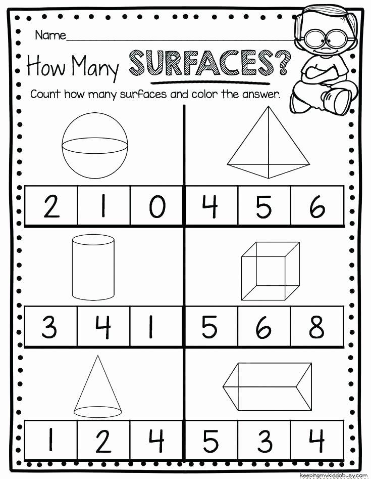 2d Shapes Worksheets Kindergarten Shapes Worksheets Kindergarten Fix Image Free 2d and 3d Pdf
