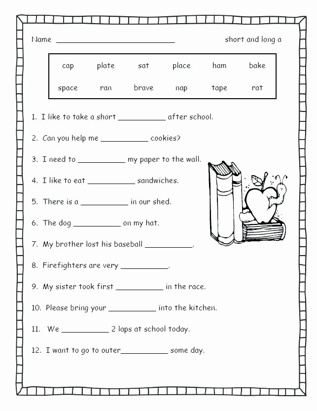2nd Grade Consonant Blends Worksheets Consonant Blends Worksheets for Grade 2 Reading Blends
