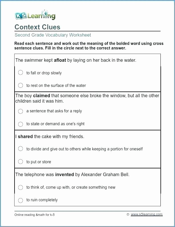 2nd Grade Grammar Worksheets Free 2nd Grade Grammar Worksheets Pdf