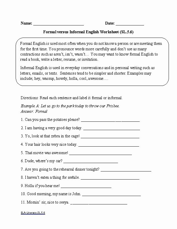2nd Grade Grammar Worksheets Free Free Adjective Worksheets Grade Grammar Unique Best Subject