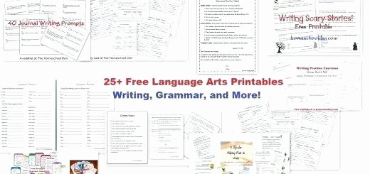 2nd Grade Grammar Worksheets Pdf Free Grammar Worksheets Archives Den and Writing 3rd Grade Pdf