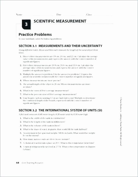 2nd Grade Measurement Worksheet 4th Grade Measurement Worksheets