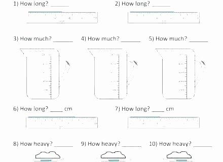 2nd Grade Measurement Worksheets Free 2nd Grade Measurement Worksheets Free
