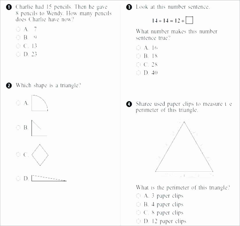 2nd Grade Measurement Worksheets Free 2nd Grade Measurement Worksheets Length Math