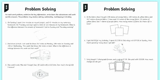 2nd Grade Minute Math Worksheets Multiplying Decimals Word Problems Worksheets New Second