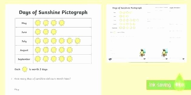 2nd Grade Pictograph Worksheets Grade 1 Pictograph Worksheets – Primalvape