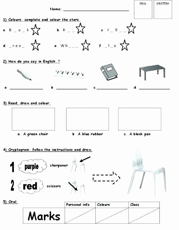 2nd Grade Pictograph Worksheets Pictograph Worksheets Grade Worksheet for 1