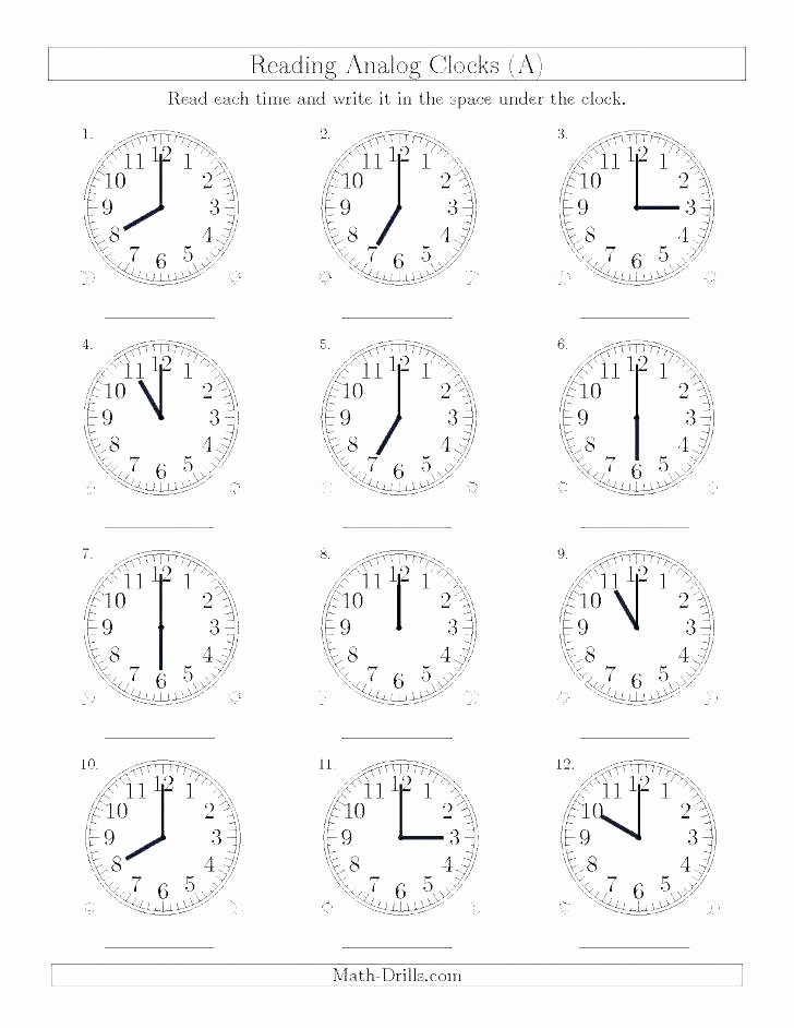 2nd Grade Pictograph Worksheets Telling Time Worksheets Grade 2 Telling Time Worksheet Grade