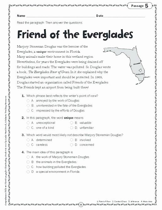 2nd Grade Reading Worksheets Printable Download Free Educational Worksheets Printable 2nd Grade