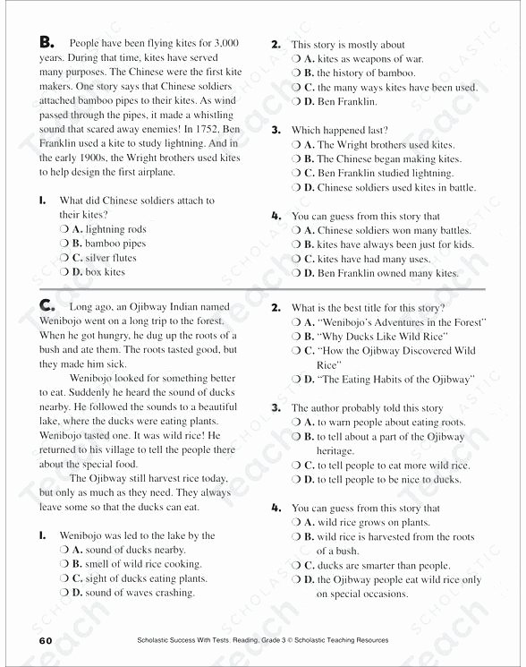 2nd Grade Reading Worksheets Printable Reading Worksheets for Grade Recent Best Printable Cause and