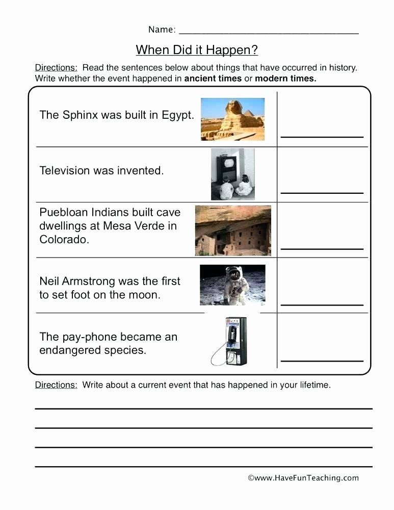 2nd Grade Sequencing Worksheets Put the events In order Worksheet Sequencing Worksheets 4th