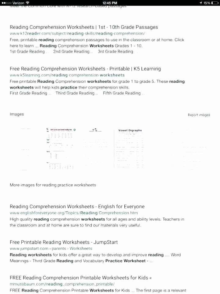 2nd Grade Sequencing Worksheets Reading Prehension Worksheets for 2nd Grade