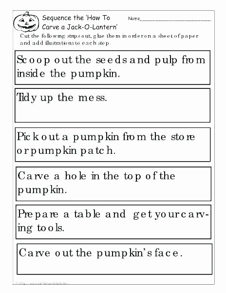 2nd Grade Sequencing Worksheets Sequencing Worksheets Grade 3