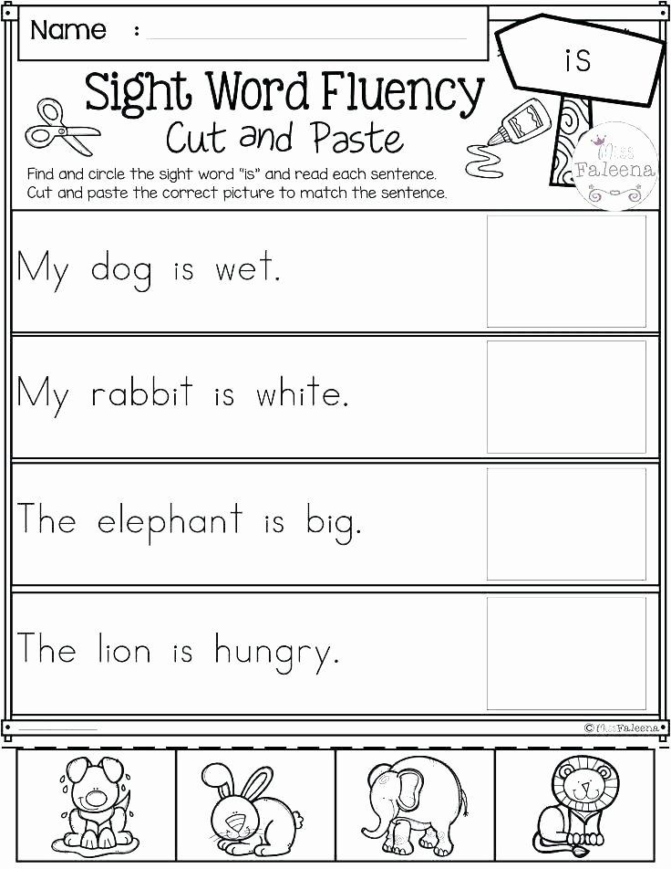 2nd Grade Sight Word Worksheets Free Printable Kindergarten Level Books Sight Words