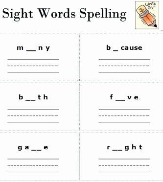 2nd Grade Spelling Worksheets Pdf Luxury Grade Spelling Worksheets Reading Pound Words for 2nd Pdf
