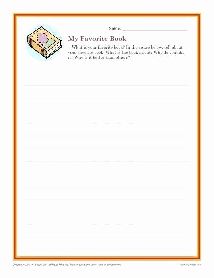 2nd Grade Writing Worksheets Pdf 2nd Grade Writing Prompts Worksheets