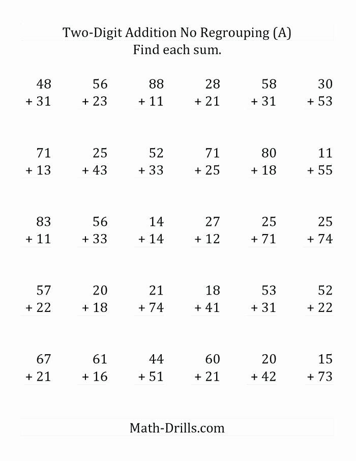 3 Addends Worksheets Three Digit Addition Worksheets