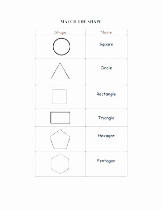 3 Dimensional Figures Worksheets 2d Shapes Worksheets – butterbeebetty