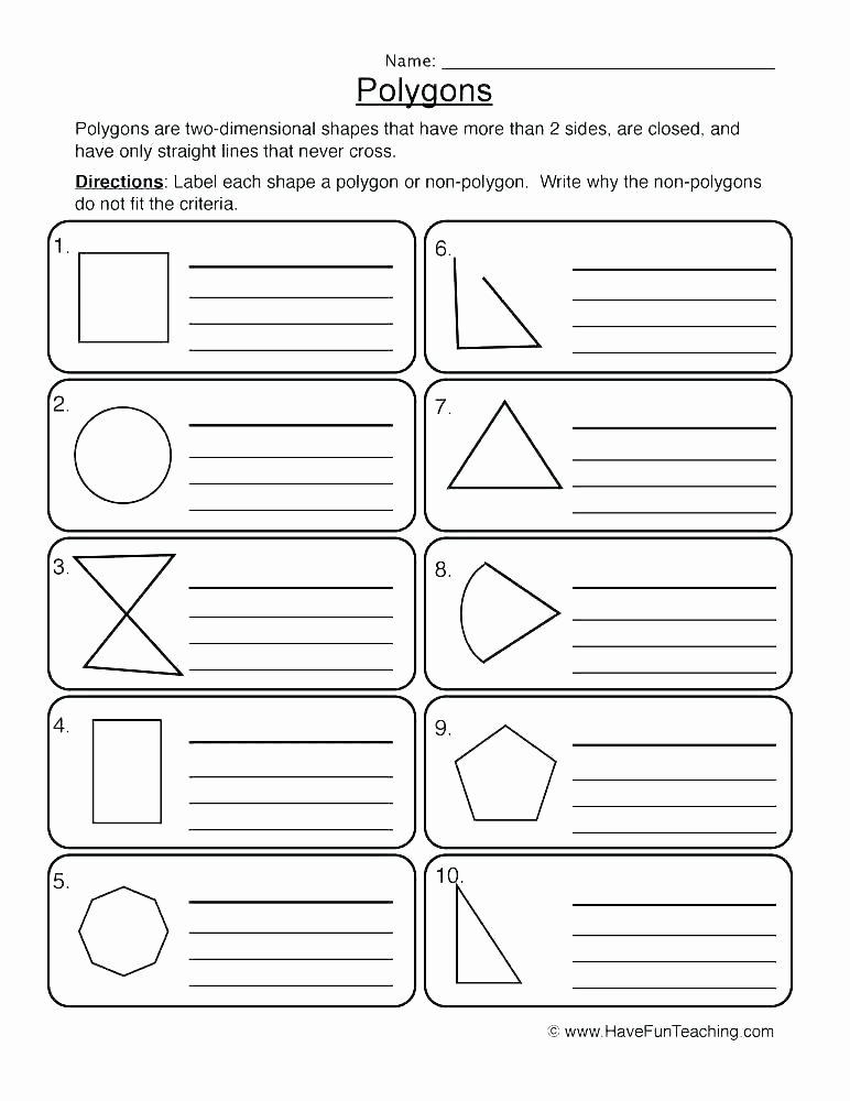 3 Dimensional Figures Worksheets attributes Of Shapes Worksheet – Ozerasansor