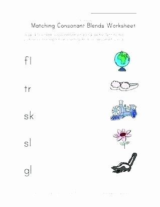 3 Letter Blends Worksheets Y sounds Like E Worksheets