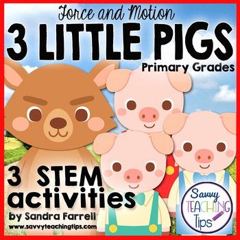 3 Little Pigs Worksheets the Three Little Pigs Engineering Worksheets & Teaching