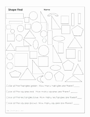 3d Shapes Worksheets 2nd Grade Grade Geometry Worksheets 3 D Shapes Grade 3 D Shapes