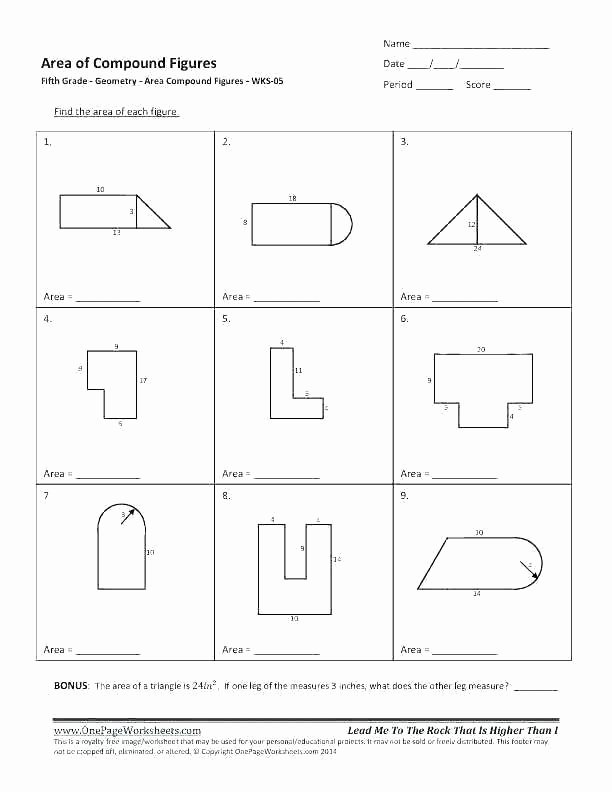 3rd Grade Geometry Worksheets Pdf Inspirational 2d Shapes Worksheets Grade 1
