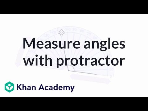 3rd Grade Measurement Worksheet Measuring Angles Using A Protractor