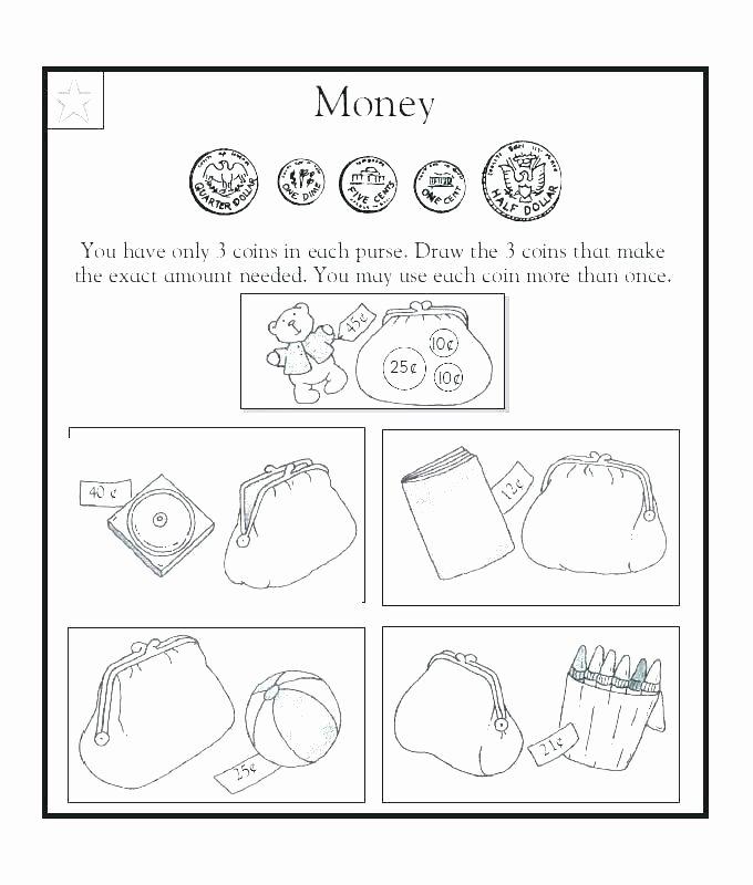 3rd Grade Money Worksheets Counting Money Worksheets 3rd Grade