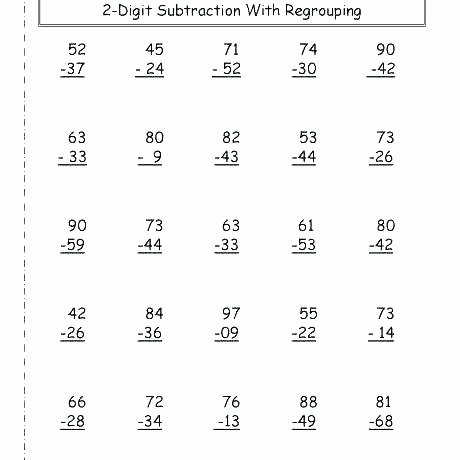 3rd Grade Money Worksheets Subtraction for Graders Subtraction Worksheets for Grade 3