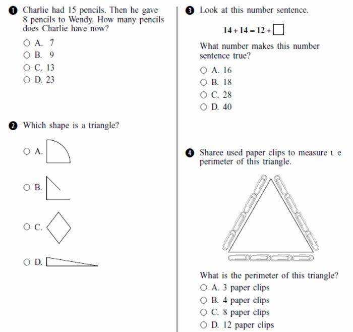3rd Grade Number Line Worksheets 2 3rd Grade Math Test Prep Printable 3rd Grade Math Staar
