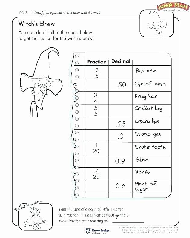 3rd Grade Number Line Worksheets Equivalent Fractions Fourth Grade Worksheets Math Fraction