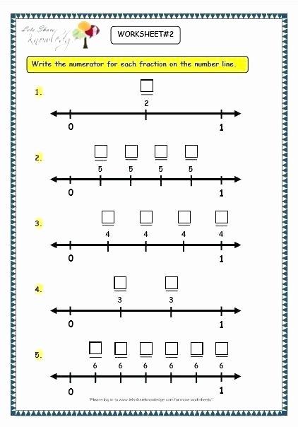 fraction number lines worksheet grade number line fractions on a number line grade worksheets number line addition