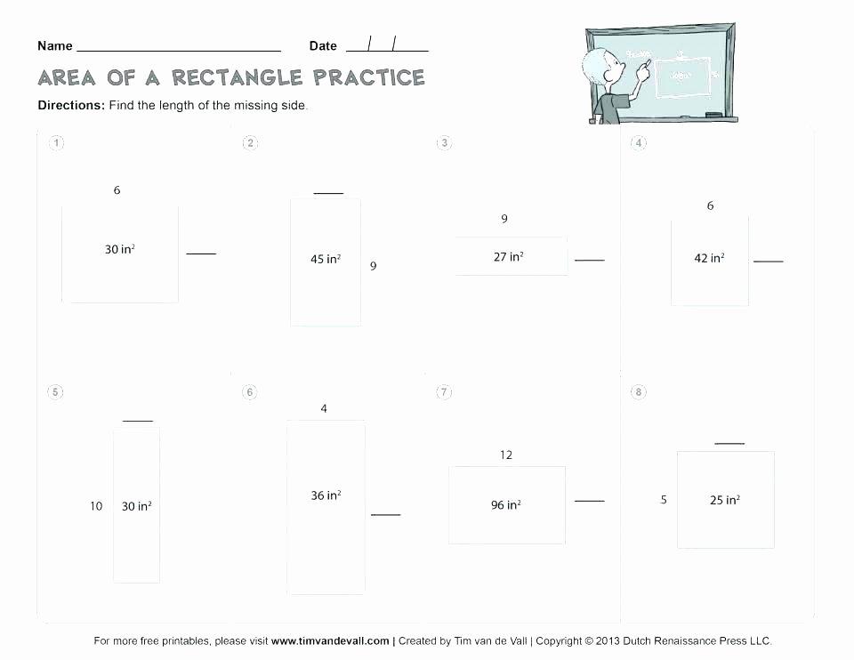 3rd Grade Perimeter Worksheets Perimeter Worksheets 3rd Grade