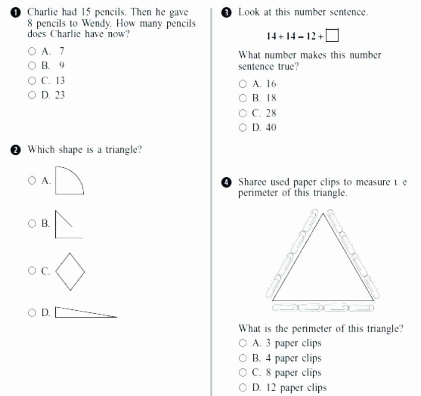 3rd Grade Perimeter Worksheets Third Grade Math Practice Worksheets