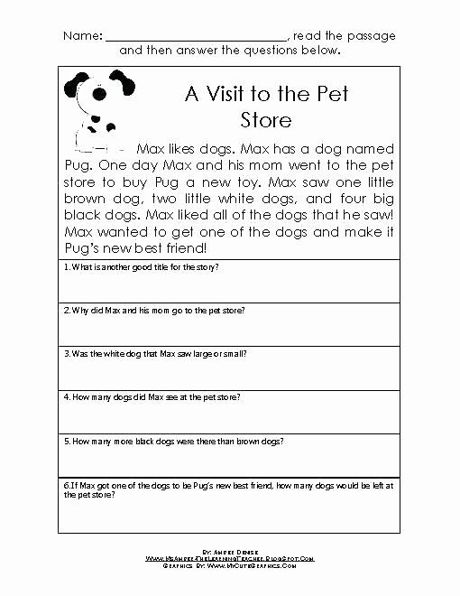 3rd Grade Preposition Worksheets Using Prepositions Phrases Object the Preposition