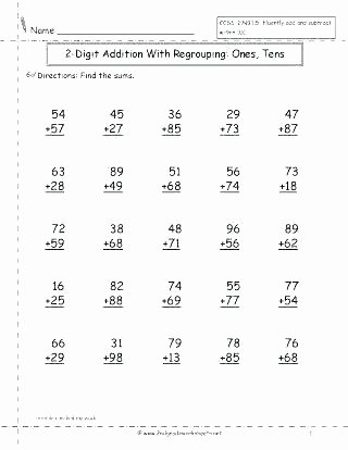 3rd Grade Regrouping Worksheets Regrouping Worksheets Grade Activities 3 Digit Addition