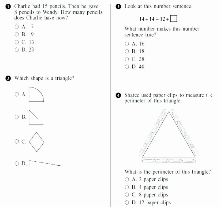 3rd Grade Sequencing Worksheets 4th Grade Geometry Worksheets Printable