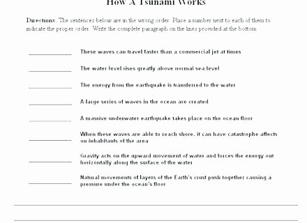 3rd Grade Sequencing Worksheets Sequence events Worksheets Sequencing Sentence Sentences