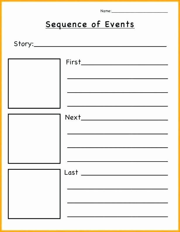 3rd Grade Sequencing Worksheets Short Story Worksheets