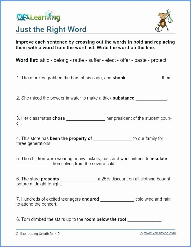 3rd Grade Vocabulary Worksheets Pdf Unique Graph Third Grade Vocabulary Worksheets