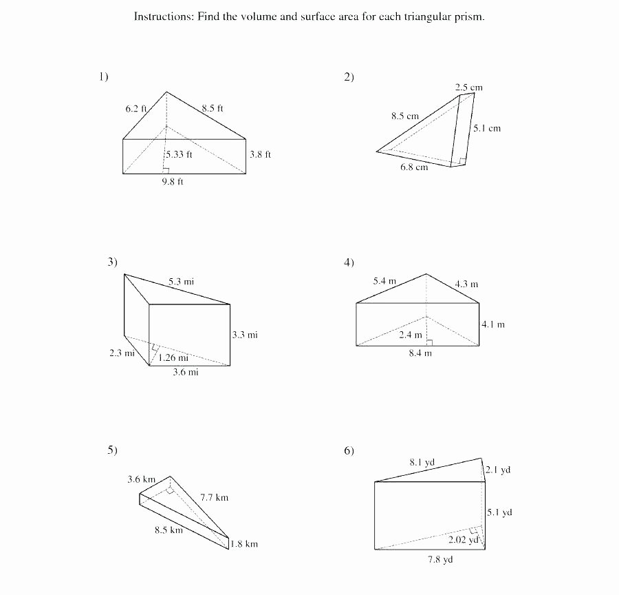 3rd Grade Volume Worksheets area Perimeter Volume Worksheets Free Worksheets Calculating