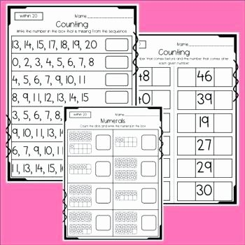 4 Nbt 6 Worksheets Counting to Worksheets Read and Write Numerals original 4