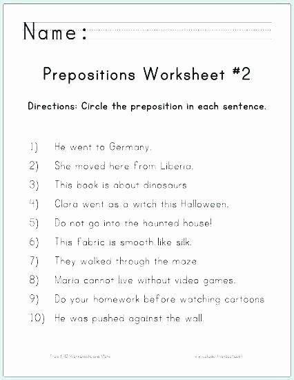 4th Grade Adverb Worksheets Adverb Worksheets for Grade 1 – Primalvape