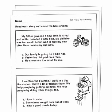 4th Grade Inferencing Worksheets Making Inferences Grade 1 Collection