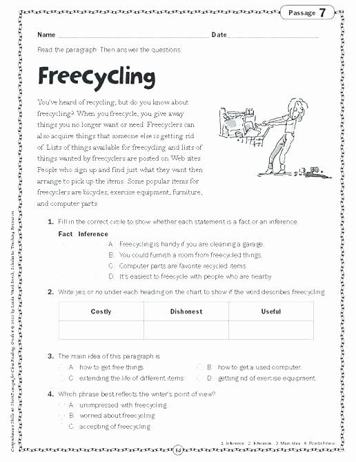 4th Grade Paragraph Writing Worksheets Writing Worksheets for 4th Grade Math Free Printable Writing
