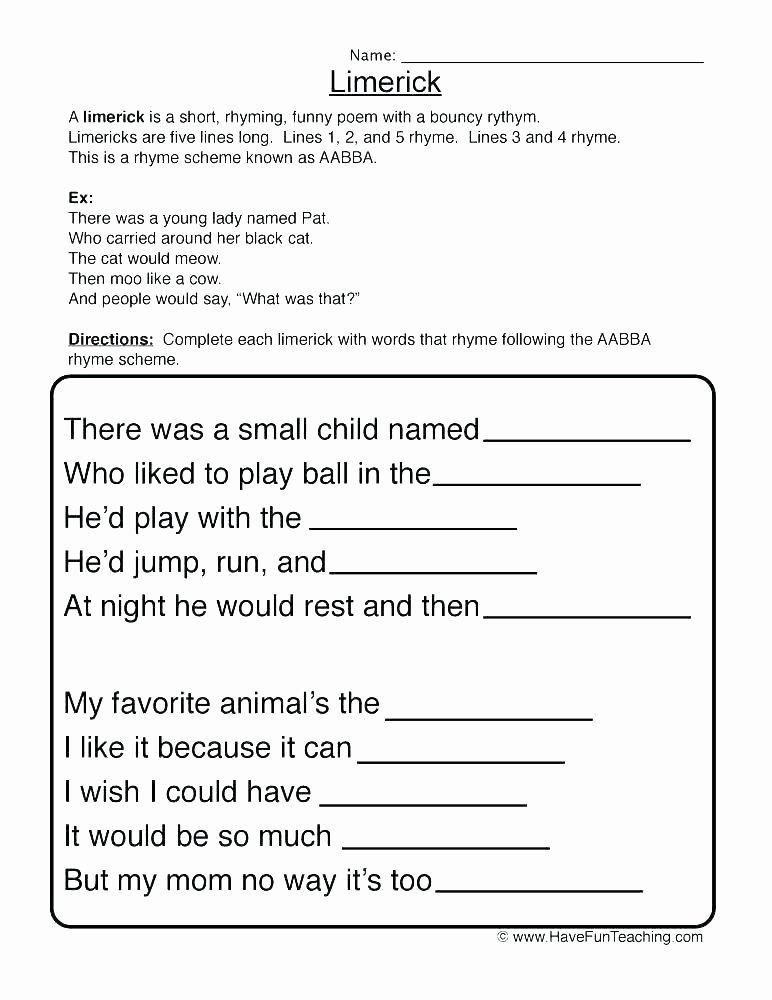 4th Grade Reading Response Worksheets Grade 5 Prehension Worksheets Reading for 7 Prime